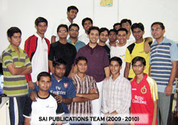 Sai Publication Team 2009-10