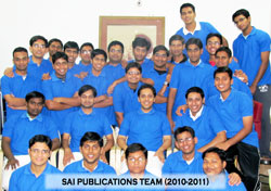 Sai Publication Team 2010-11