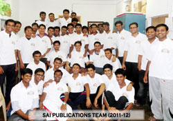 Sai Publication Team 2011-12